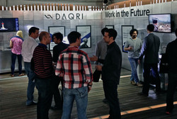 Daqri SXSW Booth Design by Hermosa Kustoms25