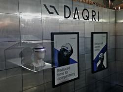 Daqri SXSW Booth Design by Hermosa Kustoms