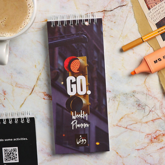 Go Weekly Planner