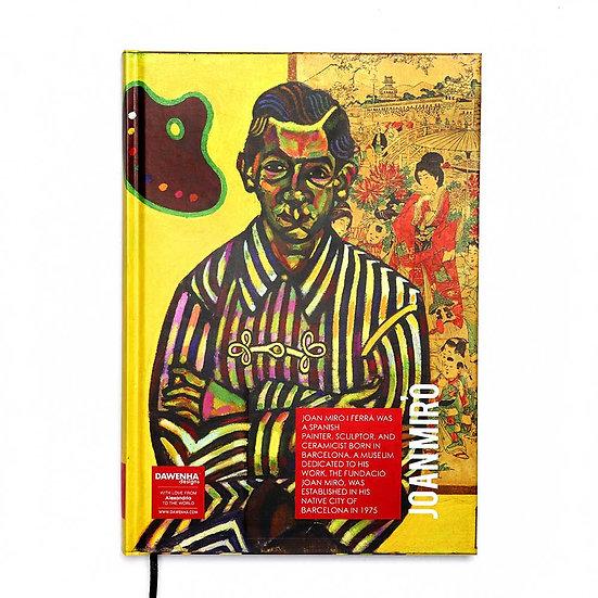 Joan Miro Sketchbook + Coloring book
