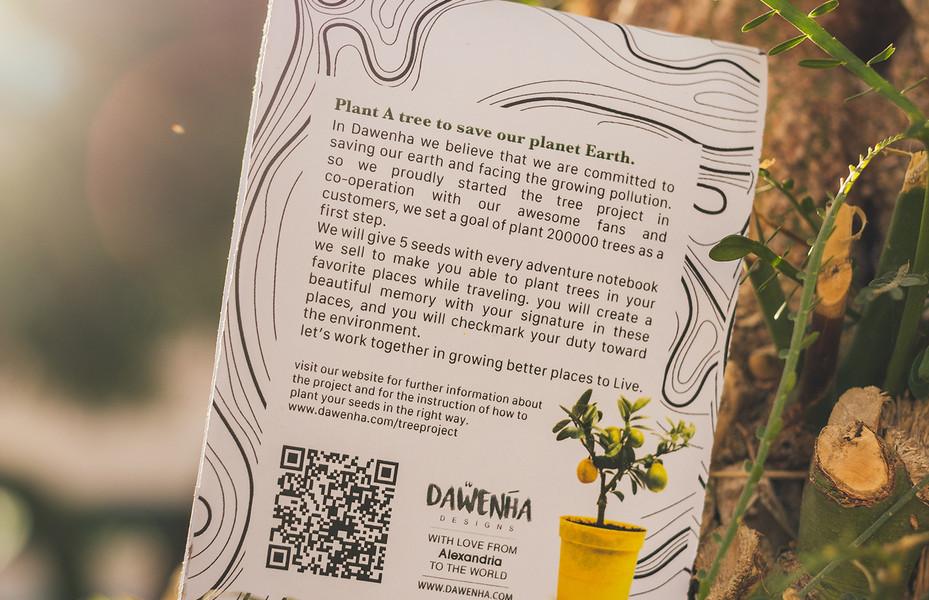 Dawenha Tree Project