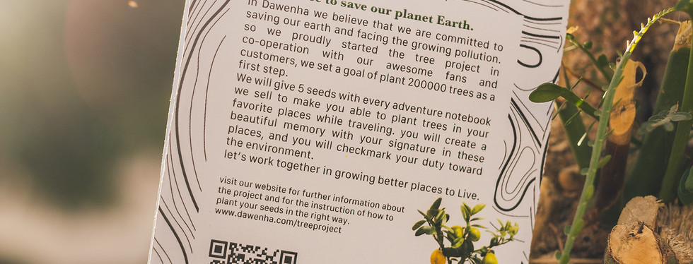 Dawenha Tree Project