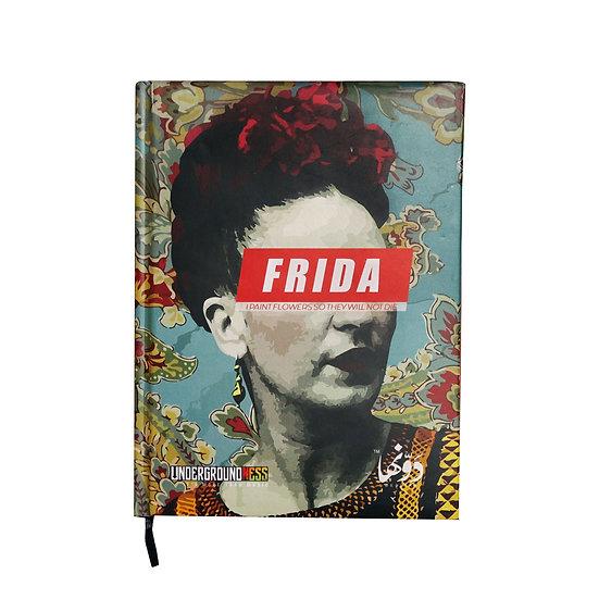 Farida Notebook+Sticker sheets