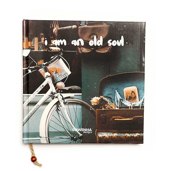 Old Soul Vintage Notebook