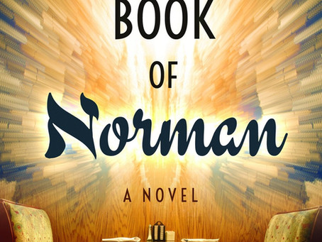 Huffington Post Calls the Book of Norman Charming and Interesting