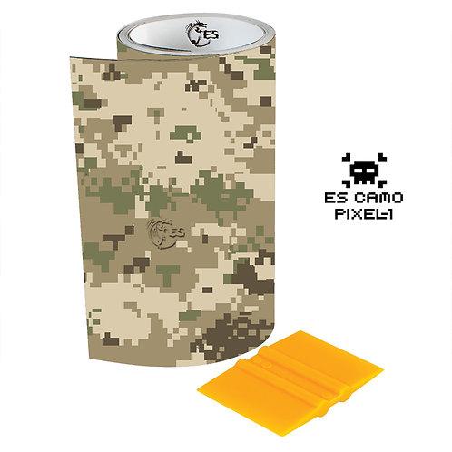 Камуфляжная пленка Pixel