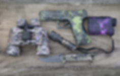 Камуфляжная пленка для оружия