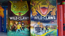 [Rezension] Max Held: Wild Claws - Der Biss des Alligators - Band 2 - ☆☆☆☆☆