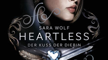 [Rezension] Sara Wolf: Heartless - der Kuss der Diebin ☆☆☆☆