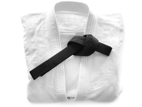 What Karate Taught Me as a Kid