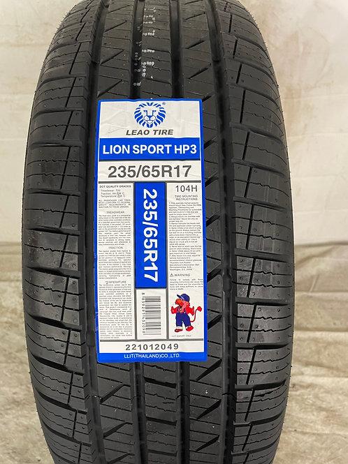235/65R17 LION SPORT HP3 104H