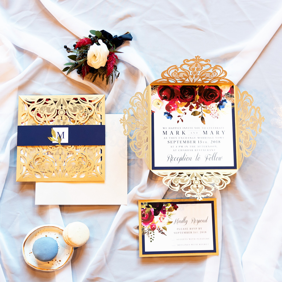 Wedding Stationery for The Social Page