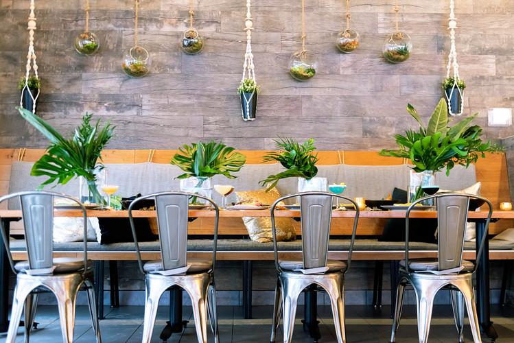Cravings Restaurant for website and social media
