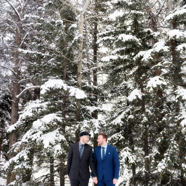 Like I said, winter weddings are the best!