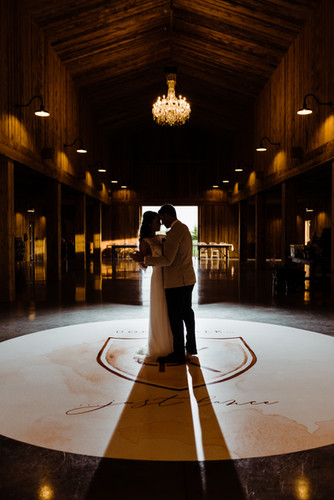 A first dance to dream of!