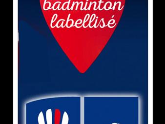 Ecole Française de Badminton 2020/2021