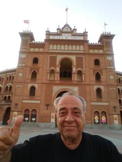 Tony Currenti No bull Las Ventas