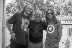 Anye Bao, Tony Currenti & firend