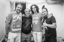 Queque,T. Currenti, A7 & David Muñoz