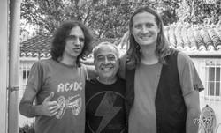 A7, Tony Currenti & Mat Van Kriedt