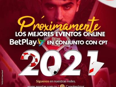 La edición online del Colombia Póker Tour 2021 abrió registros y polémica