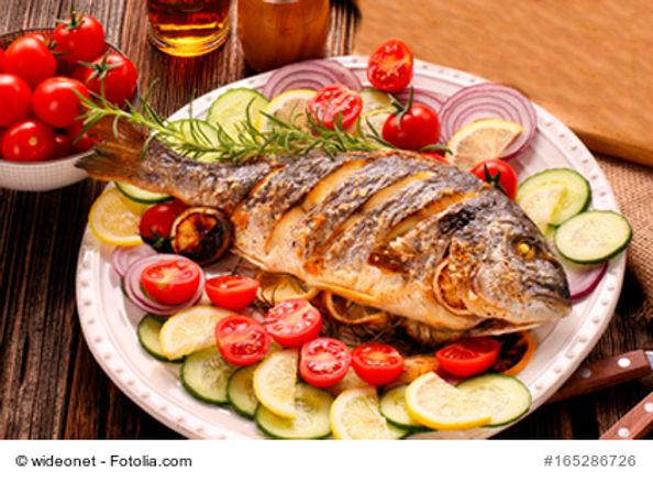 Jamies Sommerküche : Ganze dorade u2013 ganz mediterran mentabolics ernährungsberatung berlin