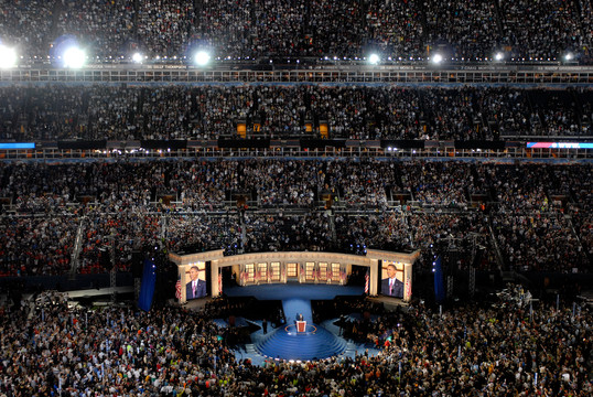 Obama wins Democratic nomination