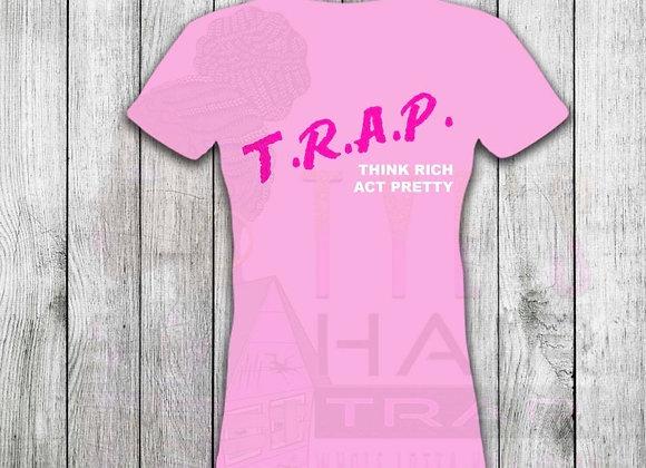 Pink T.R.A.P Shirt
