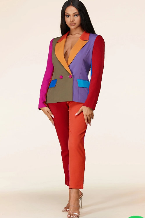 Timeless Pant Suit