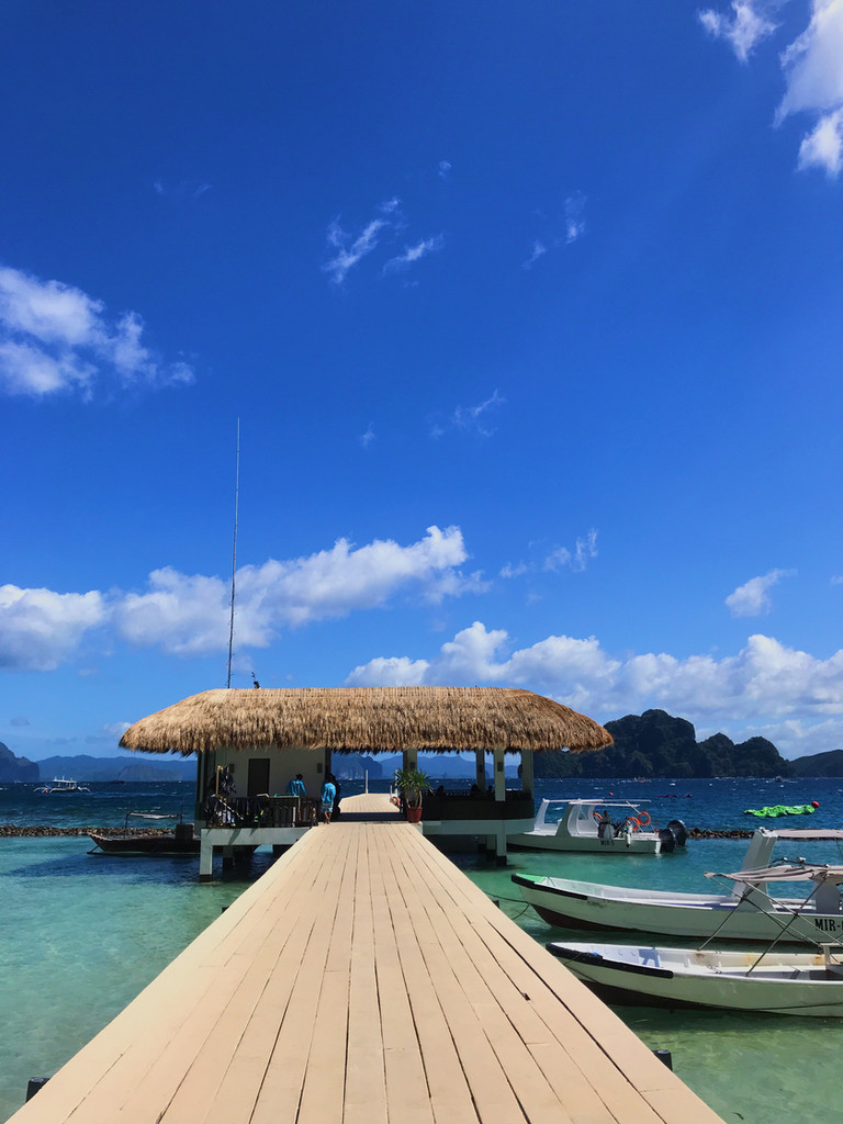 Miniloc Island Resort, El Nido Palawan