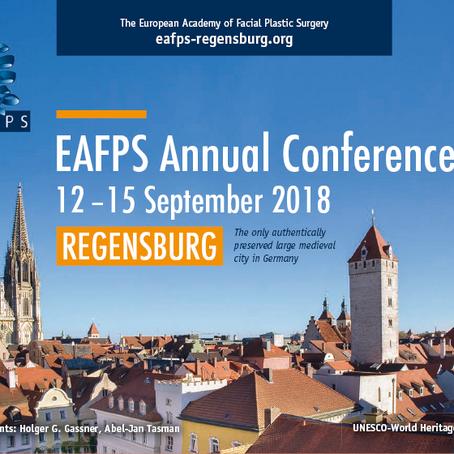 คุณหมอจำรูญ  เดินทางไปแลกเปลี่ยนความรู้ ในงานประชุมระดับโลก EAFPS 2018 ที่ประเทศเยอรมนี