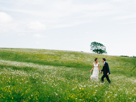 Alex & Hazel, Kelston Roundhill.
