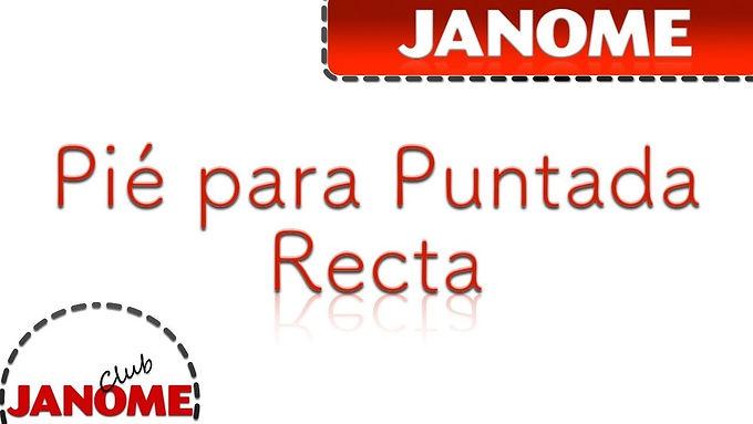 Pie de Punta Recta