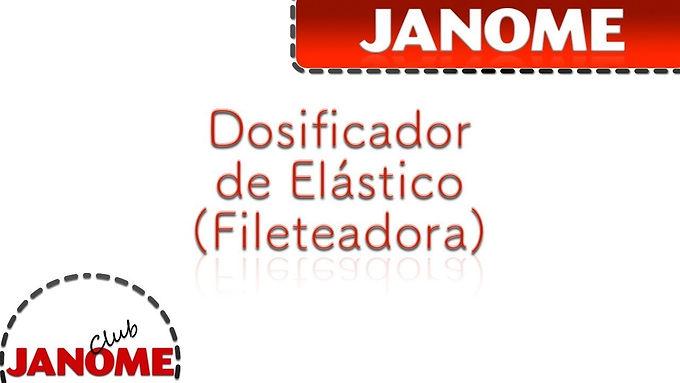 Dosificador de Elástico para Fileteador