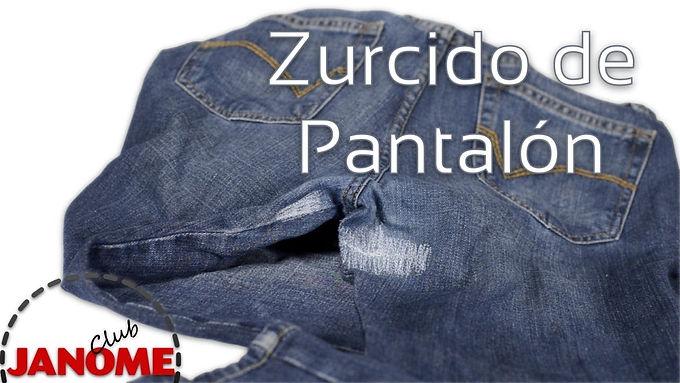 Zurcido de Pantalón
