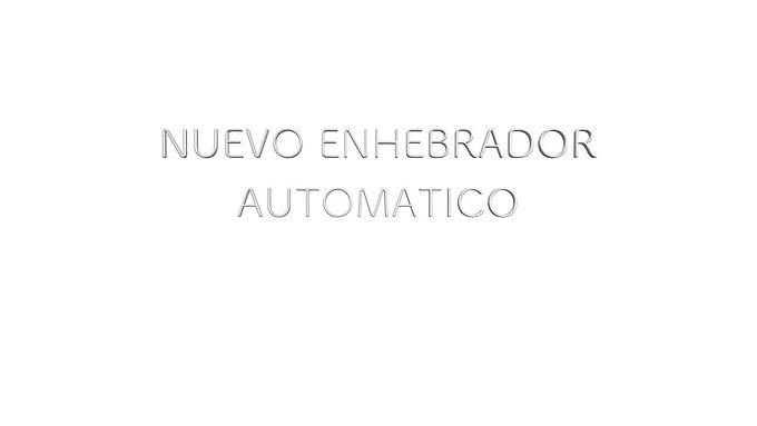 LR1122DX ENHEBRADOR AUTOMATICO
