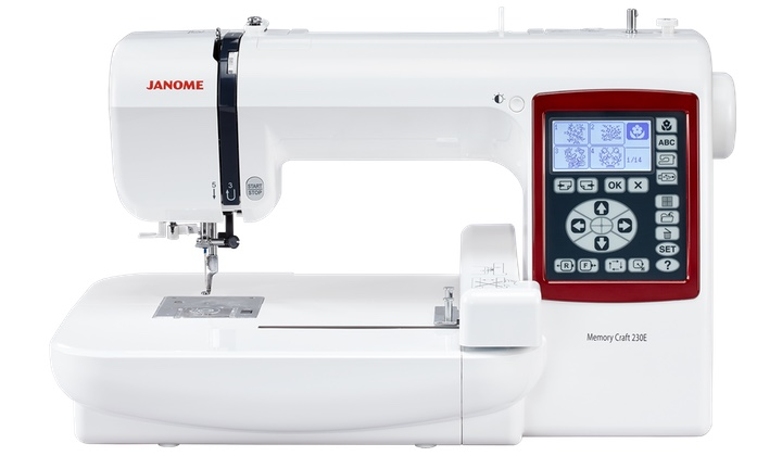 Maquina  Bordadora MC230E