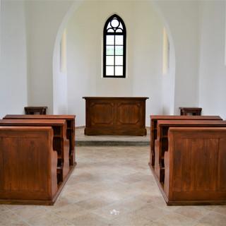 Vybavení kaple