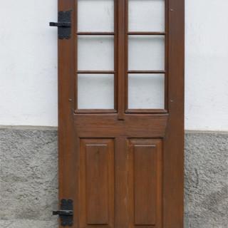 Dveře, ručně hoblované