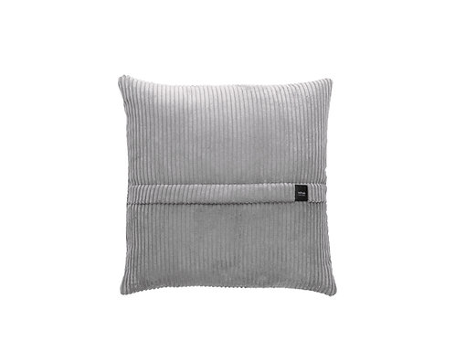 Big Pillow rib/light grey