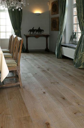 Planken vloer