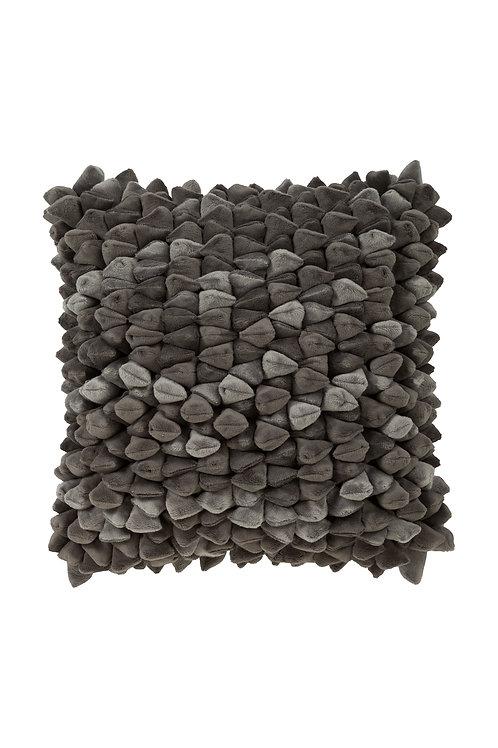 Pebble kussen grijs