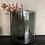 Thumbnail: Windlicht zwart smoked glas