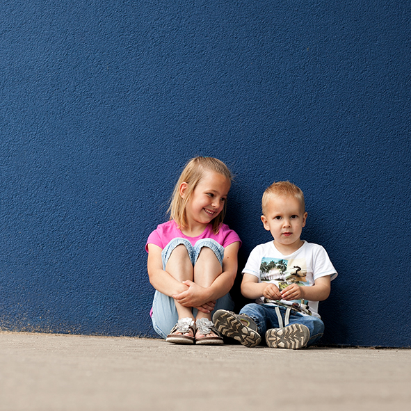 Kinder portret foto studio
