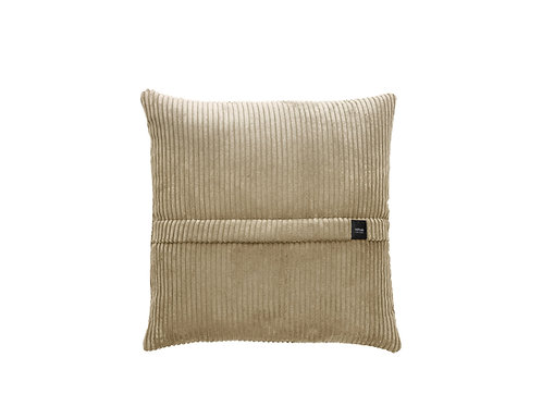 Big pillow rib/khaki