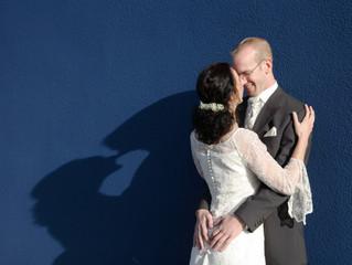 Bijzondere bruiloft