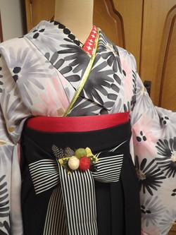 北九州 着物レンタル 着付け mugi 可愛い オシャレ 振袖 ツモリ