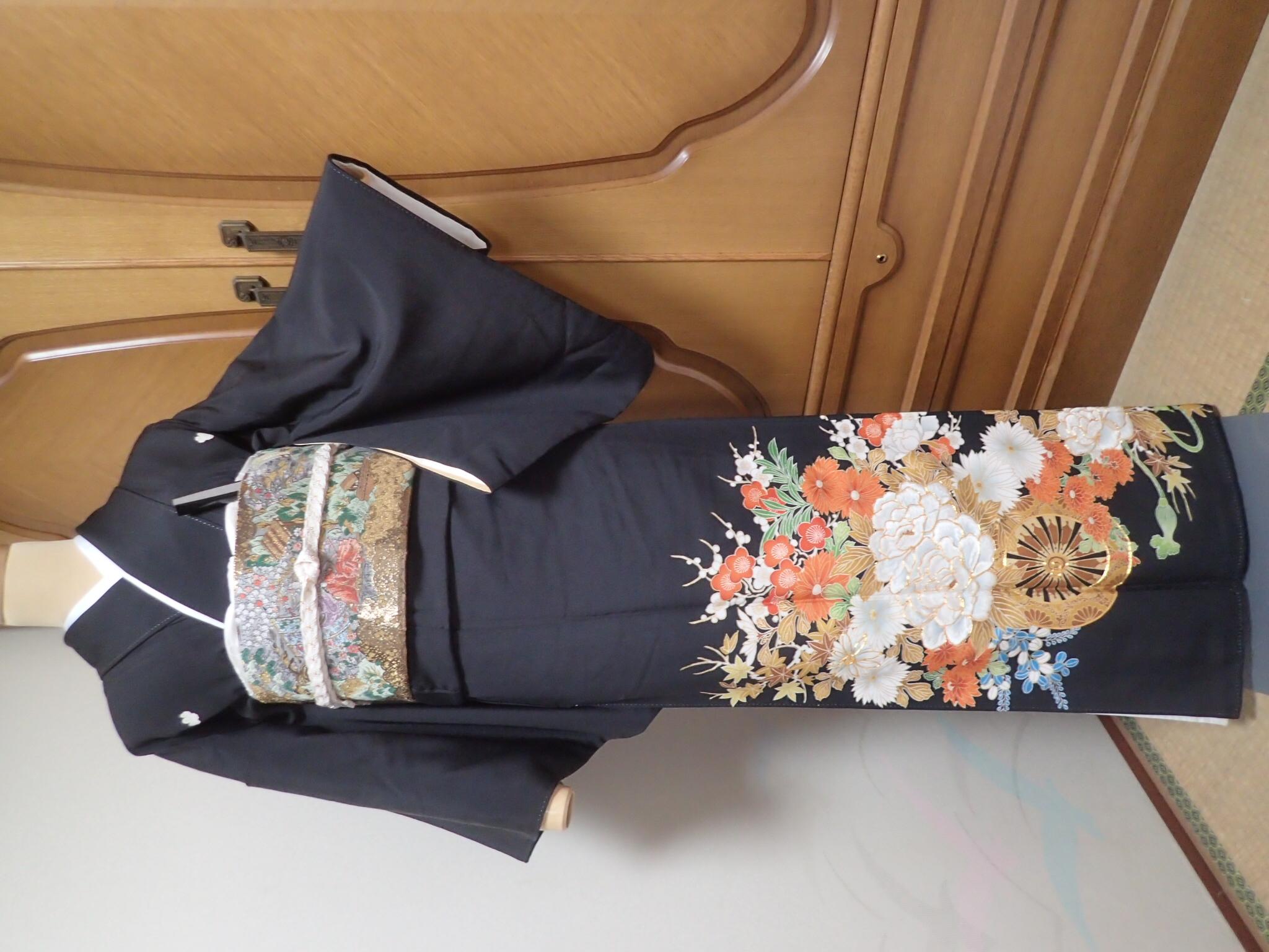 北九州 着物レンタル 着付け mugi 可愛い オシャレ 留袖