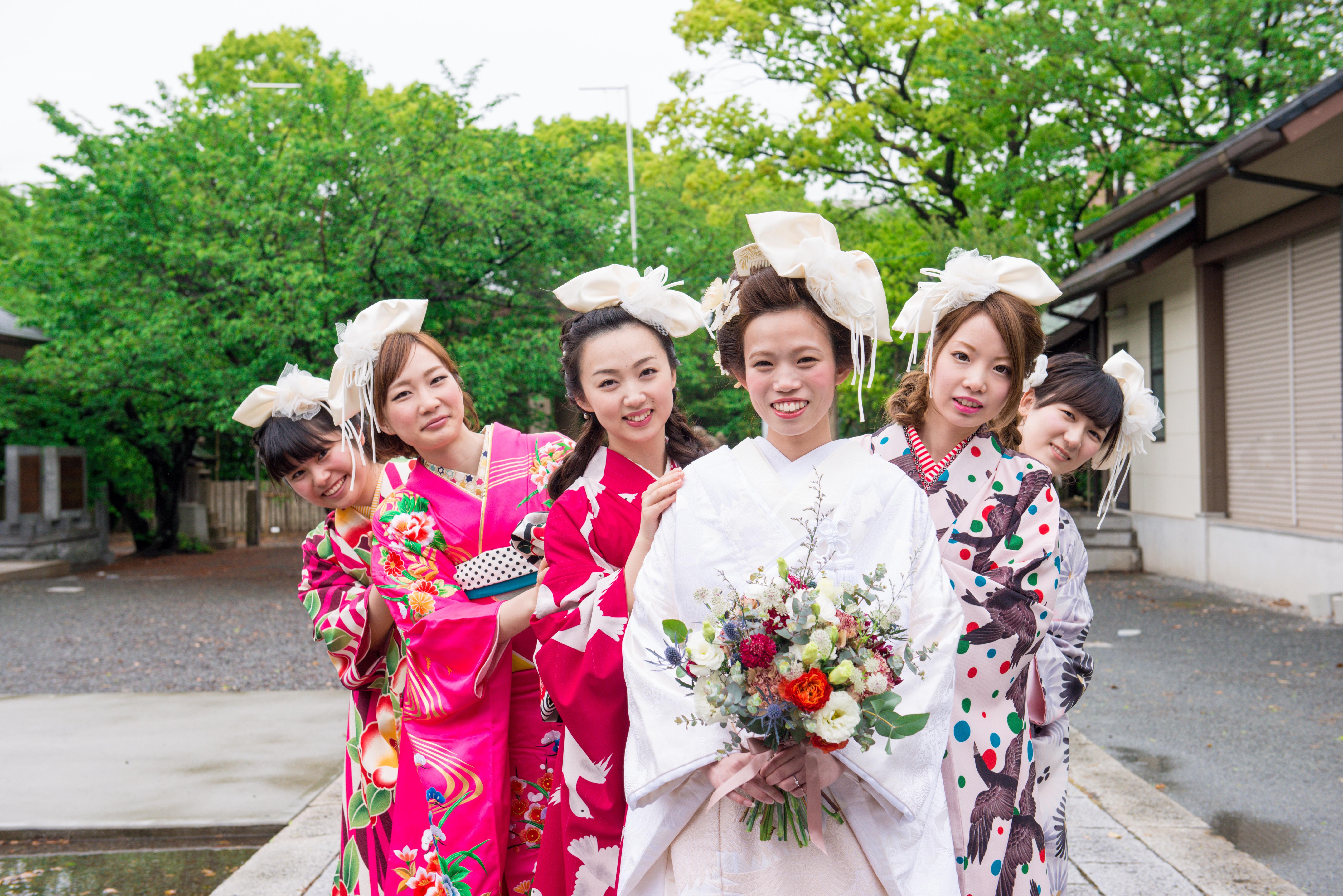 mugi 北九州 おしゃれ フォト婚 KABURE