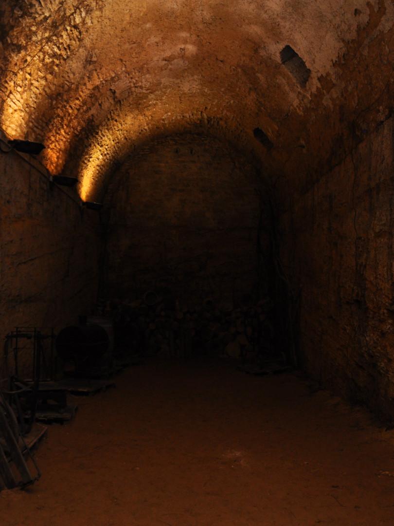 La cave à vins a servi de cache d'armes et de camp d'entrainement de tir aux élèves engagés dans le Palmah pendant la guerre d'indépendance.